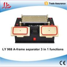 LY 968 3 in 1 A-frame Separator built-in Vacuum Pump for iPhone Samsung Mobile Phone Repair