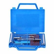 Repair tool car hand tool kit tire diagnostic repair tool kit tubeless tire puncture repair
