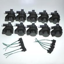 10 Conjunto de 1.8 T 2.0 T 12 V Carros Bomba de Circulação de Água de Resfriamento Do Motor Fit VW Jetta Golf GTI Passat B6 CC Octavia A3 Q3 1K0 965 561 J