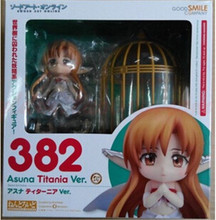 New Arrival Sword Art Online Asuna Action Figures