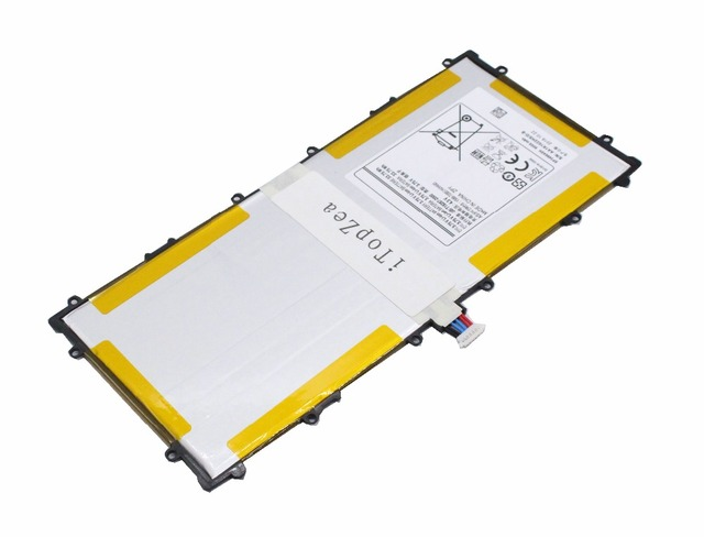 iTopZea 1x 9000mAh Replacement Battery SP3496A8H For Samsung Google Nexus  10 GT-P8110 P8110 HA32ARB Tablet Battery