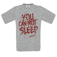 New T Shirts Funny Tops Tee New Unisex Funny Topsfreddy can you not sleep friday 13th horror classic movle dtg mens t shirt can t you sleep little bear