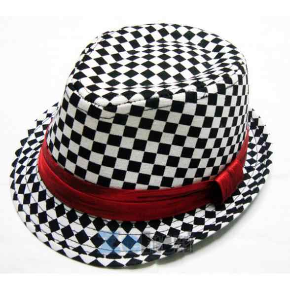 Jazz bambin enfants bébé garçon fille casquette Cool photographie Fedora chapeaux