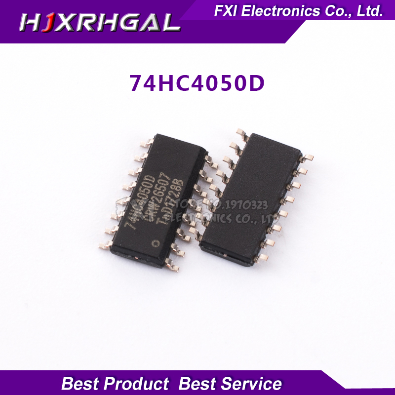 10PCS 74HC4050D 74HC4050 SOP16 SOP SMD New Original