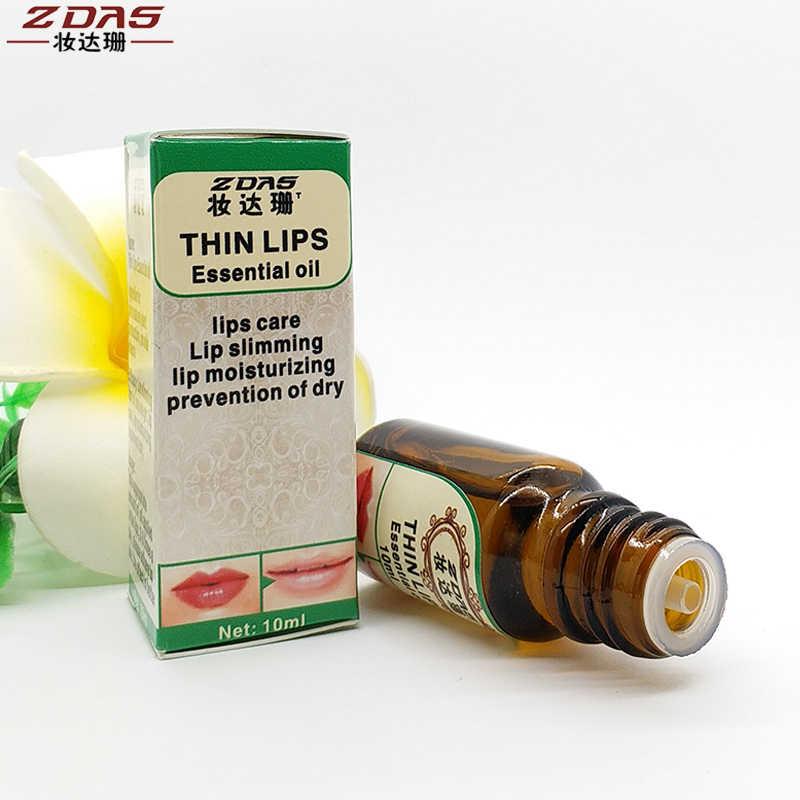 bad718da27a ... Lip Balm Essential Oil Thin Lips Skin Care Moisturizing Bleaching  Pinkish Cream Women Pink Lightening Whitening ...