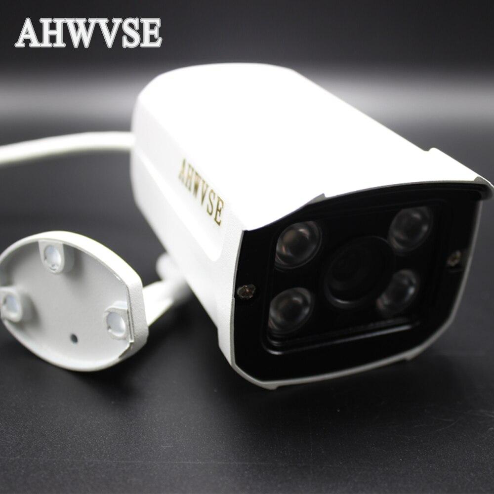 AHWVSE HD AHD Camera 720P Security CCTV Camera Mega Pixel Outdoor Indoor IR Bullet Camera H.264 Free Ship ahwvse full hd cctv camera 1080p outdoor security camera 2mp ahd bullet camera 960p 720p ultral low illumination