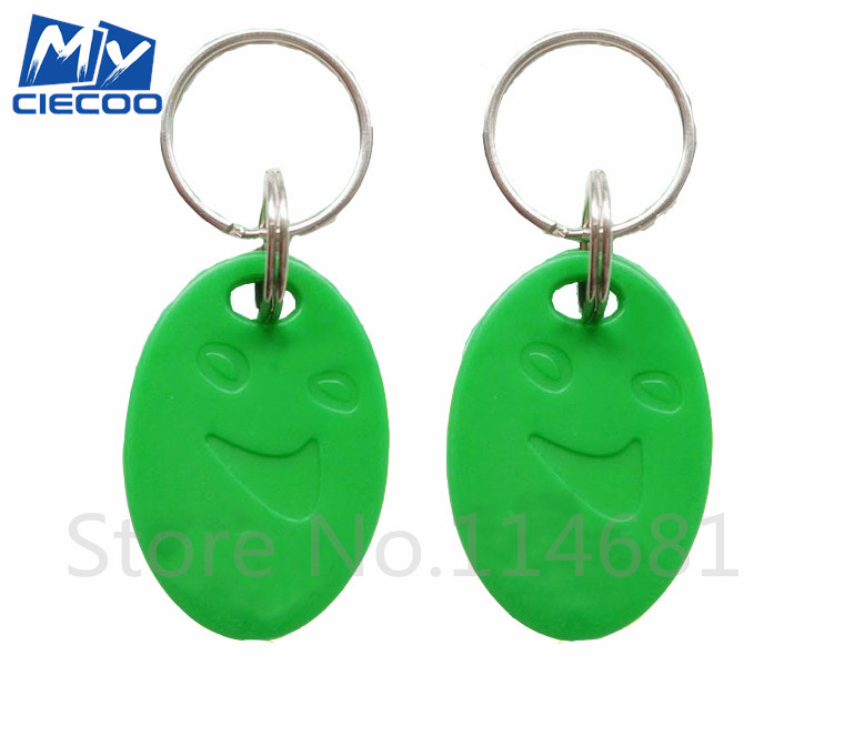 Free shipping  20pcs/lot RFID 125KHz Key Tags Proximity  ID Cards Token Key Tag  Keyfobs  For  Access Control hw v7 020 v2 23 ktag master version k tag hardware v6 070 v2 13 k tag 7 020 ecu programming tool use online no token dhl free