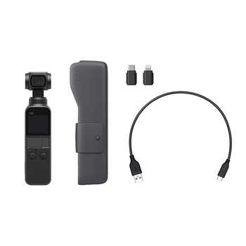 DJI Osmo Pocket 3-axis stabilized handheld 4K camera with Portable Waterproof Case For DJI OSMO Sport Camera