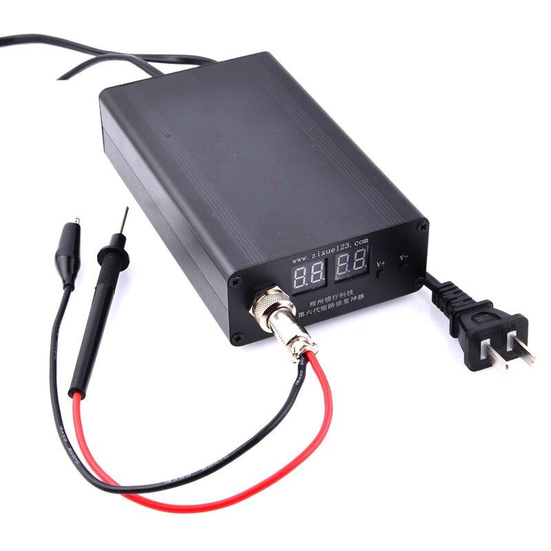 Fonekong shortkiller boîte à outils de réparation de court-circuit de téléphone portable pour carte mère kits d'outils de réparation de gravure de court-circuit