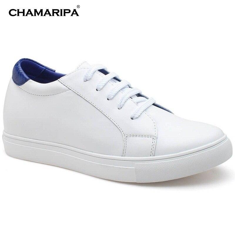 CHAMARIPA Classic Elevator Shoes Men Increase Height 6cm/2.36 inch Hidden Heel Taller Board Shoes Canvas H72C55K121D кастрюля taller tr 1083