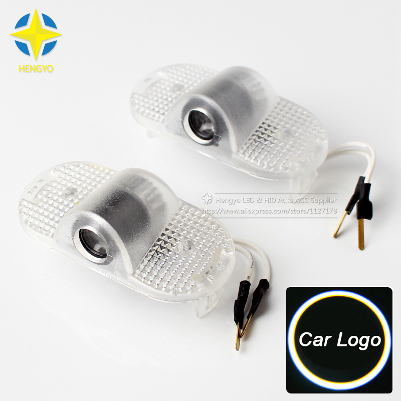 2x LED Car Door Welcome Light Laser Car Door Shadow led Projector Logo Wireless Car Welcome Door for Ford S-max Mondeo. 2 x wireless led car door logo projector welcome ghost shadow light for suzuki swift sx4 s cross jimmy alto celerio grand vitara