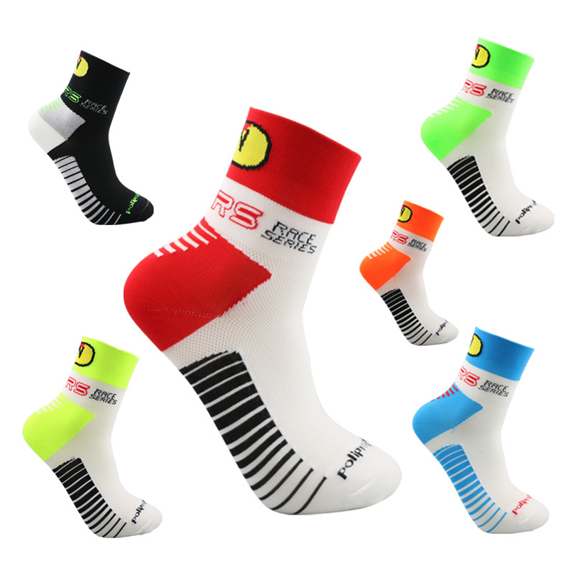 Men Socks Stretchy Shaping Teenagers Short Sock Suit for All Season Non-slip Durable Male Socks Hosiery Men's Sock Breathable