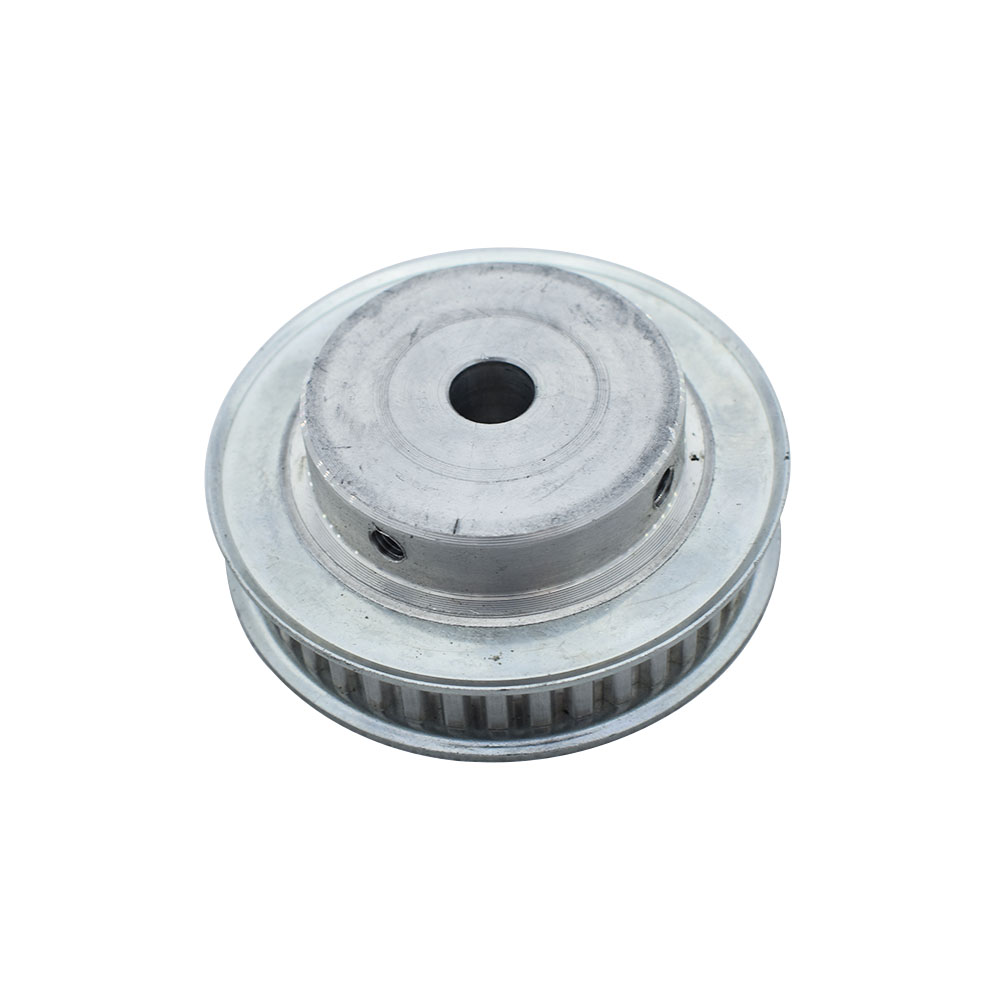 цена на Aluminum Alloy XL Type Timing Belt Pulleys 80T 80 Teeth 8/10/12mm Inner Bore 5.08mm Pitch 11 Belt Width Synchronous Pulley
