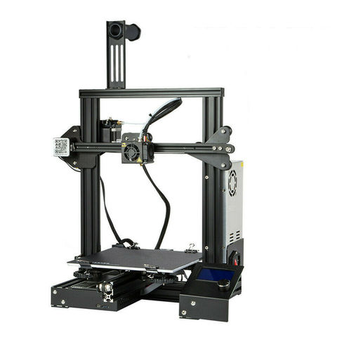 aluminio diy dc 24 v 220x220x250mm 1 pla filamento