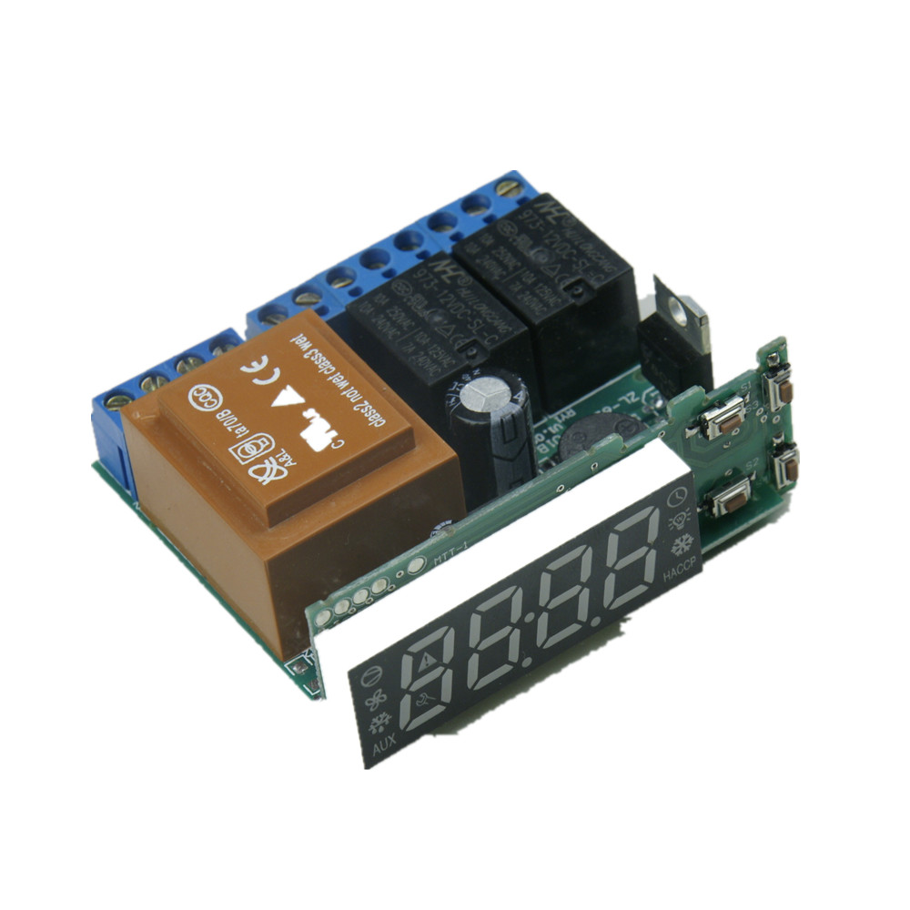 50℃~90℃ 220V STC-1000 Universal Thermostat Temperature Controller LCD Display