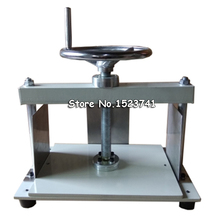 A4  8X12inch Manual flat paper press machine for photo books, invoices, checks, booklets, Nipping machine