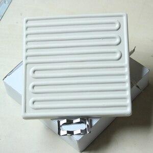 Image 1 - Нагревательная пластина с дальним инфракрасным Керамическим Нагревательным кирпичом BGA наладочная станция 180*180 мм 800 Вт