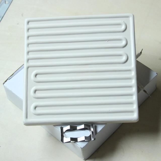 Нагревательная пластина с дальним инфракрасным Керамическим Нагревательным кирпичом BGA наладочная станция 180*180 мм 800 Вт