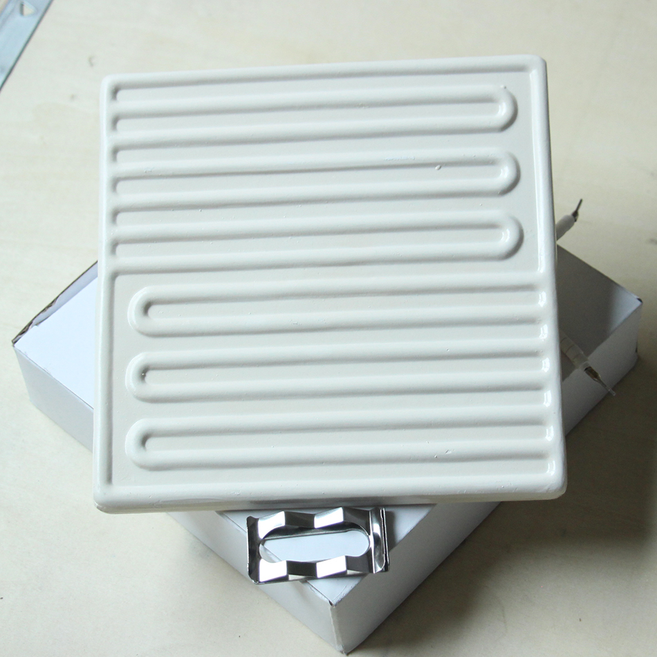 Heating Plate Far Infrared Ceramic Heating Brick BGA Rework Station Dedicated 180*180MM 800WSoldering Stations   - AliExpress