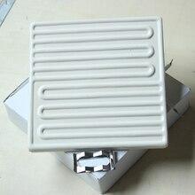 Placa calefactora con infrarrojo lejano, cerámica, Estación de retrabajo de BGA de ladrillo, dedicado, 180x180MM, 800W