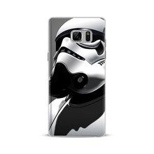 Star Wars Stormtrooper Phone Case Cover For Samsung Galaxy S4 S5 S6 S7 Edge S8 Plus Note 2 3 4 5 C5 C7 A8 A9