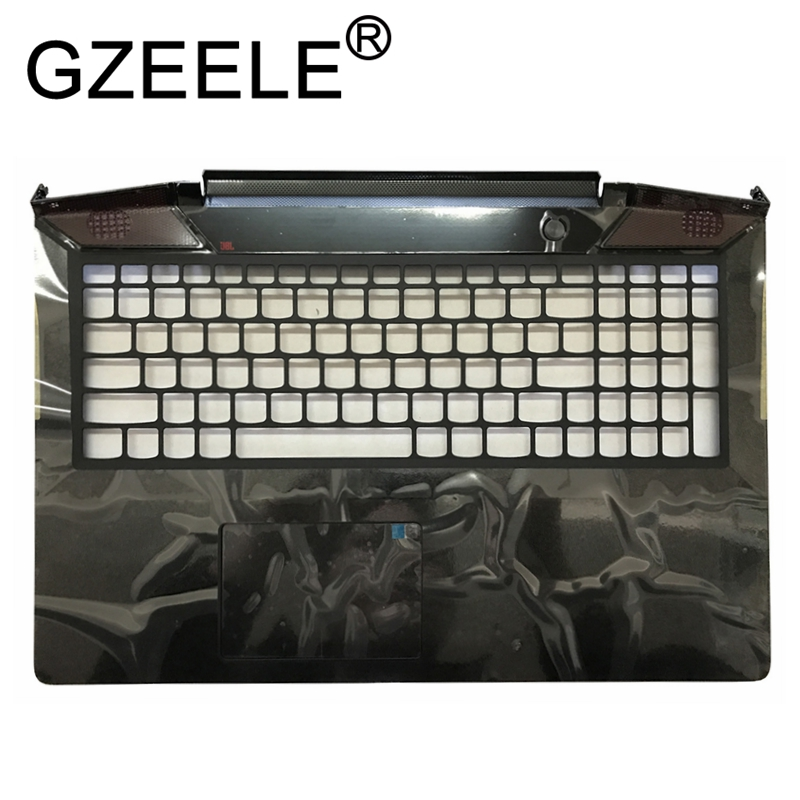 GZEELE NEW palmrest upper case for Lenovo IdeaPad Y700 Y700 15 Y700 15ISK Y700 15ACZ keyboard bezel touchpad|Laptop Bags & Cases| |  - title=