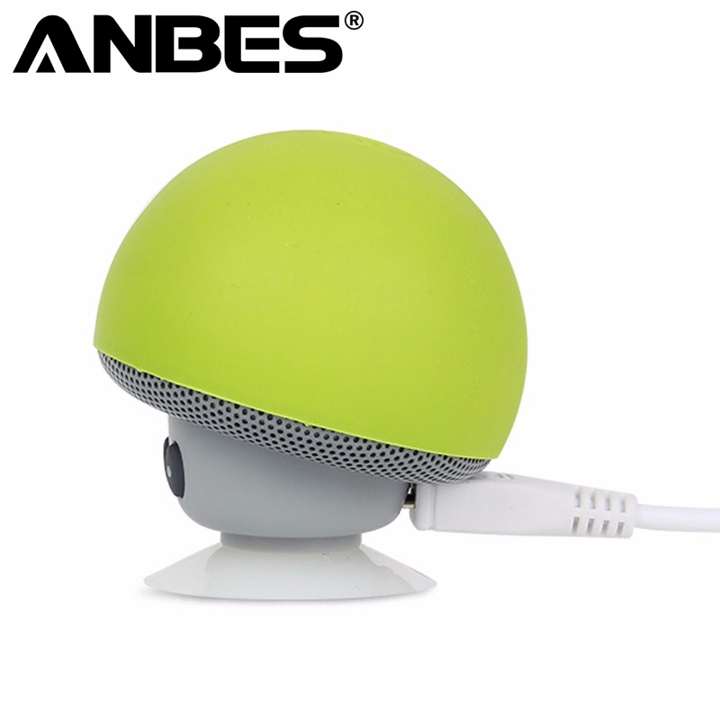 Беспроводной Bluetooth Динамик мини-мультфильм Портативный стерео Bluetooth громкоговорители гриб Колонки универсальный для iPhone Sony