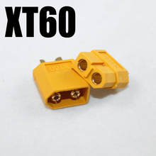 5 пар/10 пар/XT60 Rc Lipo батарея Разъем пуля XT 60 Разъем Разъемы Мужской и Женский Прямая поставка