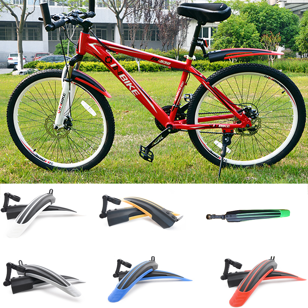 Bmw Mountain View Service >> Hot Sale 6 Colors Bicycle Mudguard Mountain Bike Fenders Set Mudguards Bicycle Mudguard Wings ...