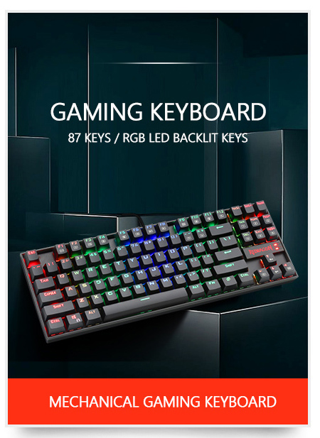 Redragon USB wired RGB Gaming Mouse 24000DPI 10 buttons laser programmable game mice LED backlight ergonomic for laptop computer 2