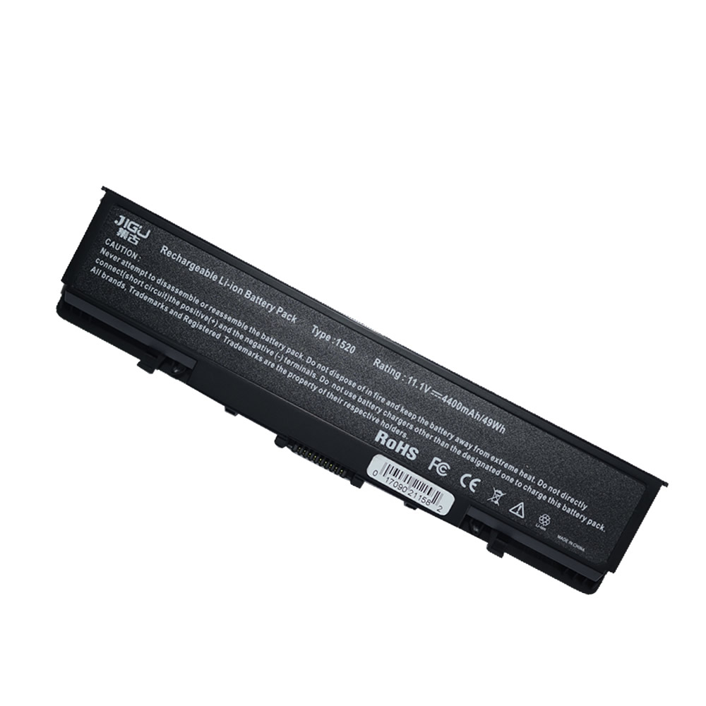 JIGU For <font><b>Dell</b></font> Vostro <font><b>Inspiron</b></font> 1520 1521 <font><b>1720</b></font> 1500 1700 1721 Laptop <font><b>Battery</b></font> GK479 GR995 FK890 312-0520 KG479 NR222 NR239 TM980 image