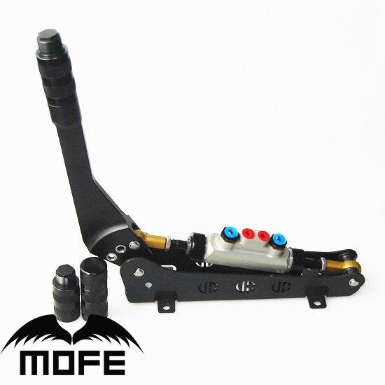 MOFE universel 0.7 pouces frein à main hydraulique e-frein dérive verticale/horizontale pour Honda Civic 2/3/4Dr 1992-1995