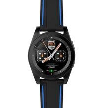 Original N ° 1 G6 Moda Esporte Homem Mulher Running Smartwatch Bluetooth Relógio Inteligente com Monitor De Freqüência Cardíaca para Android ISO telefone