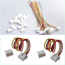 10 pair/lot 150mm RC lipo battery balance charger connector Imax b6 plug 2s1p Hot Selling