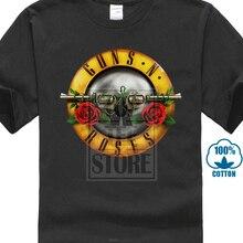 Funny Men T Shirt Women Novelty Tshirt Guns N Roses Drum Slim Fit T Shirt