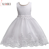 Lovely Lace Short Prom Dresses Little Girl Ball Gowns Dress Party Flower Girl Dresses For Wedding
