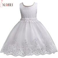 Lovely Lace Short Prom Dresses Little Girl Ball Gowns Dress Party Flower Girl Dresses For Wedding