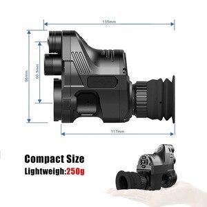 Image 5 - Livraison gratuite Pard NV007 portée de Vision nocturne de chasse numérique Wifi APP Telesopes 5W IR lunette de Vision nocturne infrarouge