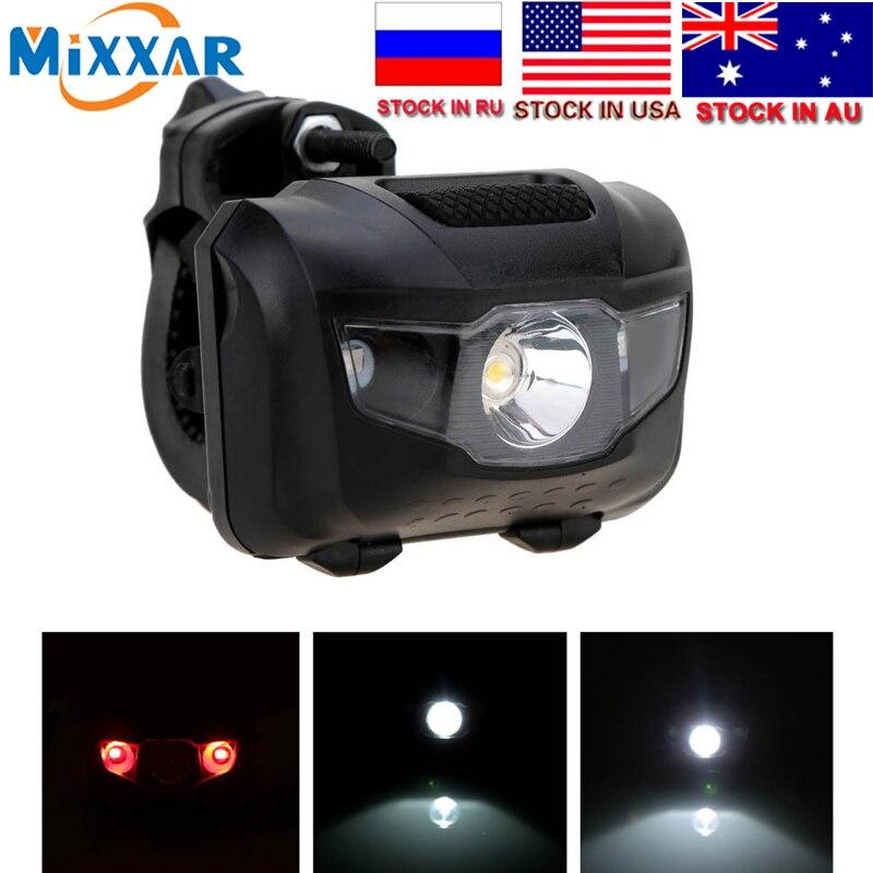 ZK30 LED velosipēdu gaismas velosipēdu riteņbraukšanas piederumi galvas aizmugures lukturu aizmugurējais lukturis MTB velosipēdu priekšējais lukturis