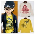 spring and autumn winter children clothes boy's T-Shirt  sweater child clothing  free shipping