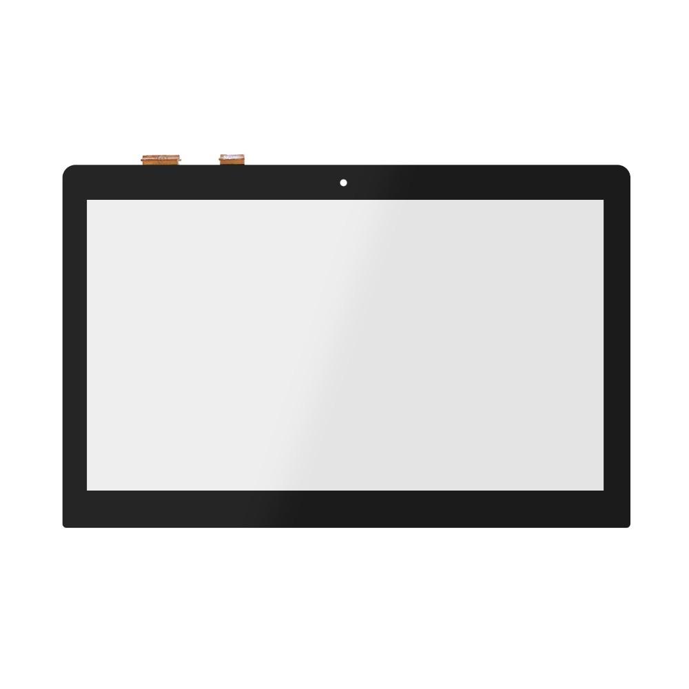 Laptop Touch Screen Glass Lens For Asus Vivobook Q301 Q301L Q301LA + Digitizer