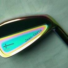 """Playwell Жан Карло-Сен-Жермен """"Аарон цвет Гольф клюшка для гольфа из кованой углеродистой стали cnc железная железного дерева"""