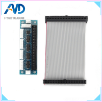 3D Printer Cloned Duet Expansion Breakout Board To Duet Wifi Or Duet Ethernet For External Drivers Taking Differential Signals
