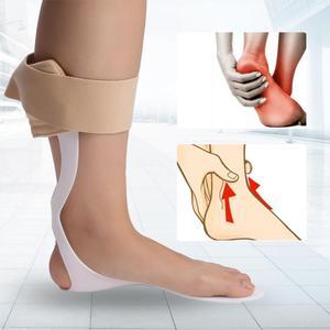Image 4 - מתכוונן הקרסול Brace ישור קרסול לעטוף מתקן סד הקלה כאבי רגליים הגנה מתקנת סד סד