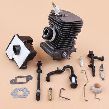 Crankshaft Cylinder Pan Piston Bearing Oil Seal Intake Boot Kit For STIHL MS170 MS180 018 Chainsaw Engine Motor Parts