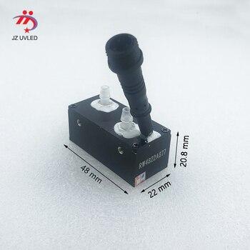 Petite lampe de polymérisation d'encre UV pour imprimante à plat UV APEX Epson DX5 buse imprimante photo à jet d'encre cure 395nm 180 W cob lumière LED RW4822A