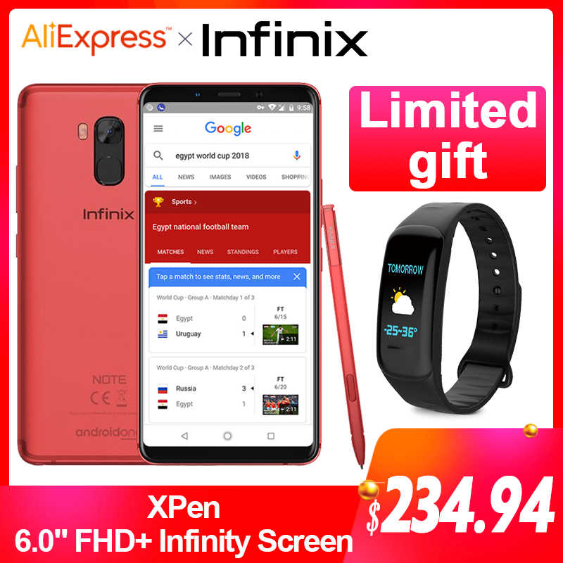 Detail Feedback Questions about Global Version Infinix HOT