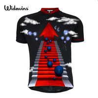 2017 God Mannen Wielertrui Fiets Korte Mouwen Jersey Mountain Kleding MTB Jersey Shirts T-shirt 7210