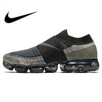 Оригинальный Nike Оригинальные кроссовки Air VaporMax мс Радужная подушечка Для мужчин; спортивная обувь для бега на открытом воздухе кроссовки 2019