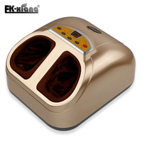 Foot massager Machines Vibrating Feet Care Massage Device Infrared Heat Therapy Body Relax Blood Circulation Feet Massager